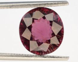 Top Color 2.45 Ct Natural Rubellite Tourmaline H.M