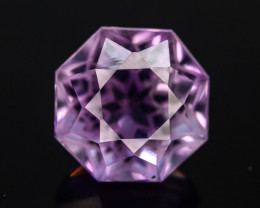 Flower Cut 11.90 Ct Natural Purple Amethyst ~ GAM