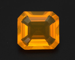 Orange Fire Opal  7.72 ct AAA Cut and Nice Bright Hue SKU.13