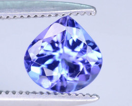 AAA Grade 0.75 ct Tanzanite eye catching Color ~ K