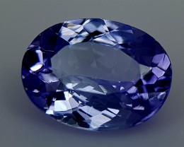 1.31Crt Natural Tanzanite  Natural Gemstones JI139