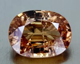 4.42Crt Imperial Zircon Natural Gemstones JI139