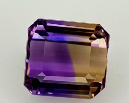 5.25Crt Bolivian Ametrine  Natural Gemstones JI139
