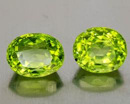 4.45Crt Peridot Natural Gemstones JI139