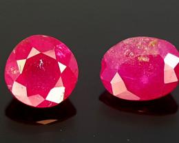 0.82Crt Ruby  Natural Gemstones JI139