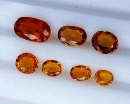 3Crt Rare Clinohumite Lot Natural Gemstones JI139