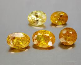 5Crt Mali Garnet Lot Natural Gemstones JI139