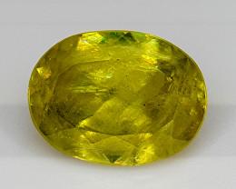 2Crt Sphene Color Change  Natural Gemstones JI139