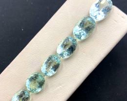 23.40 Carats Natural Aquamarine Gemstones