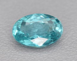 Natural Apatite 1.65 Cts Excellent Paraiba Color Gemstone