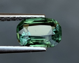 2.30  Carats Bluish  Green  Tourmaline Gemstones