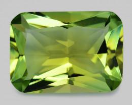 *NoReserve*Mystic Quartz 12.86 Cts Rare Green Color Natural Gemstone