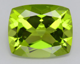 Peridot 4.71 Cts Green Color Natural Gemstone