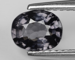 *NoReserve* Spinel 0.97 Cts Un Heated Very Rare Pink Grey Color Natural Gem