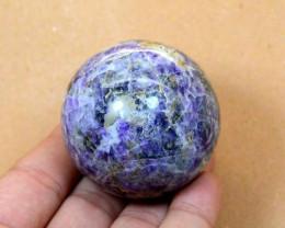 1304 Cts Beautiful Fluorite  Healling Sphere from Pakistan