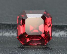1.55 Ct Brilliant Color Natural Garnet