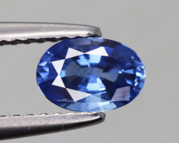 0.870 CT IF 100% CLEAN NATURAL ONLY HEATED BLUE SAPPHIRE SRI LANKA