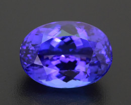 AAA Grade 5.09 ct Tanzanite eye catching Color SKU-33