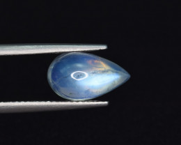 Natural Moon Stone 3.38 Cts Good Color Play Gem