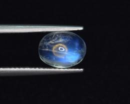Natural Moon Stone 1.95 Cts Good Rainbow