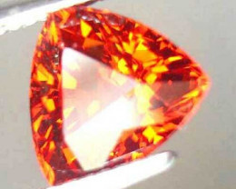 VVS1- 4.66ct YELLOW/ORANGE SPESSARTITE