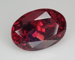 4.13ct Red Spinel Large