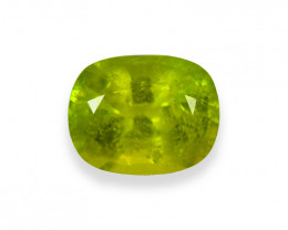 6.06 Cts Stunning Lustrous Natural Sphene