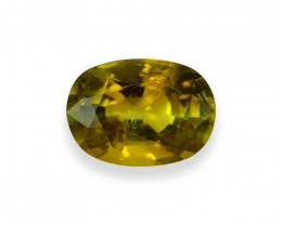 2.97 Cts Stunning Lustrous Natural Sphene