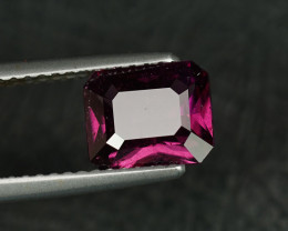 1.75CT INTENSE RICH PURPLE GARNET $1NR!