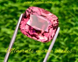 24.50 Carat One Of Best Pink Tourmaline Gemstone
