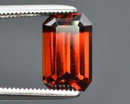 2.80 Ct Brilliant Color Natural Garnet SKU 120