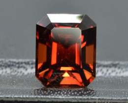 3.15 Ct Brilliant Color Natural Garnet