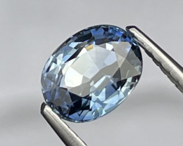 1.56 Cts Srilanka Eye Catching Top Quality Natural Blue Sapphire