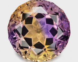 15.83 Ct Master Cut Bolivian Ametrine Collector Piece Amf1