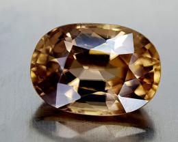 4.92Crt Imperial Zircon Natural Gemstones JI140