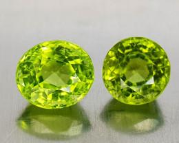4.41Crt Peridot Natural Gemstones JI140