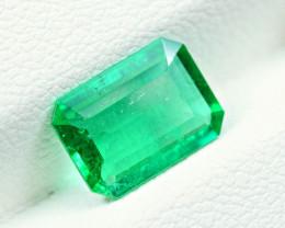 1.90 Carats Ethiopian Emerald Cut Gemstone