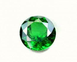 3.33 Top Green Tsavorite Garnet Cut Gemstone