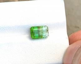 2.50 Ct Natural Bi Color Transparent Tourmaline Jewelry Size Gemstone