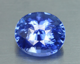 3.53 CT RARE 100% NATURAL UNHEATED CORN FLOWER BLUE SAPPHIRE GFCO CERTIFIED