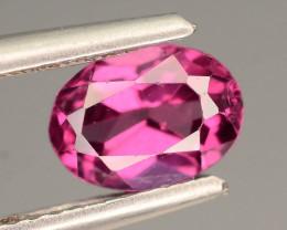 Rarest 1.00 ct Pinkish Garnet one of a Kind Fire