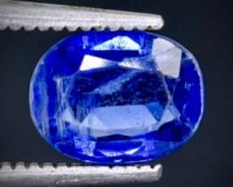 1.68 Crt  Kyanite  Faceted Gemstone (Rk-68)