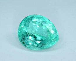 26.39Carats Precious Blue Green Paraiba Tourmaline
