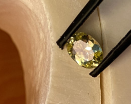 1.37 CT- - -ZIRKON - THE BEST FOR JEWELLERY-   I DISCONNECT MY COLLECTION.