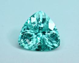 11.72Carats Precious Blue Green Paraiba Tourmaline
