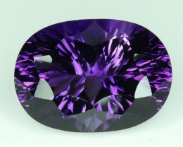 10.67cts, Amethyst,  Top Cut, Clean, Untreated,