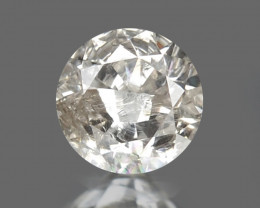 *NoReserve* Diamond 0.10 Cts Untreated Fancy White Color Natural