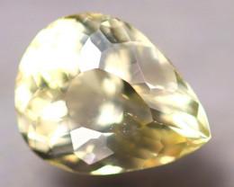 Heliodor 2.22Ct Natural Yellow Beryl E0304/A56