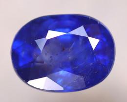 Ceylon Sapphire 3.32Ct Royal Blue Sapphire E0314/A23