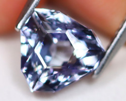 Tanzanite 2.21Ct VVS Master Cut Natural Purplish Blue Tanzanite A3103